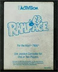 Rampage - Cartridge | Rampage Atari 7800