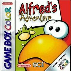 Alfred's Adventure PAL GameBoy Color Prices