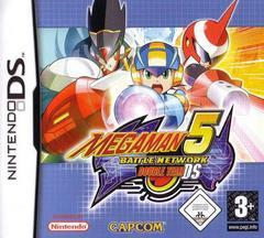 Mega Man Battle Network 5 Double Team PAL Nintendo DS Prices