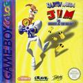 Earthworm Jim Menace 2 the Galaxy | PAL GameBoy Color