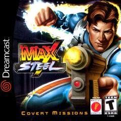 Max Steel Covert Missions Sega Dreamcast Prices