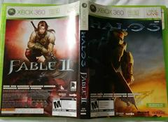 Halo 3 & Fable II Xbox 360 Prices