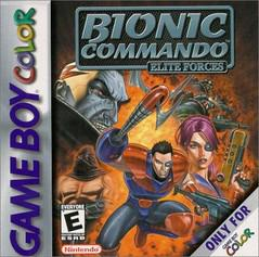 Bionic Commando Elite Forces GameBoy Color Prices