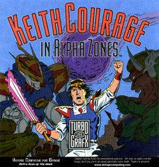 Keith Courage in Alpha Zones TurboGrafx-16 Prices