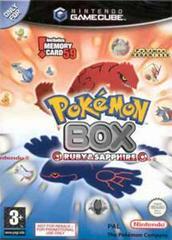 Pokemon Box PAL Gamecube Prices