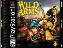 Front Of Case | Wild Arms Playstation