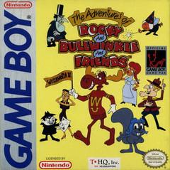The Adventures of Rocky and Bullwinkle and Friends GameBoy Prices