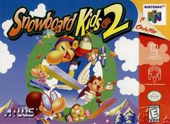 Snowboard Kids 2 Nintendo 64 Prices