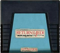 Star Wars Return Of The Jedi - Cartridge | Star Wars: Return of the Jedi Death Star Battle Atari 5200