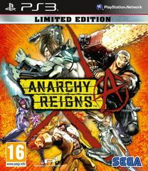 Anarchy Reigns PAL Playstation 3 Prices
