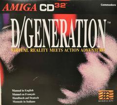 D/Generation Amiga CD32 Prices
