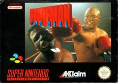 Foreman For Real PAL Super Nintendo Prices