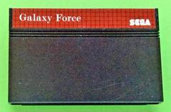 Cartridge  | Galaxy Force PAL Sega Master System