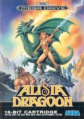 Alisia Dragoon PAL Sega Mega Drive Prices