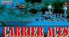 Carrier Aces Super Famicom Prices