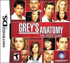 Grey's Anatomy The Video Game Nintendo DS Prices
