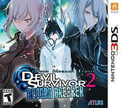 Shin Megami Tensei: Devil Survivor 2 Record Breaker Nintendo 3DS Prices