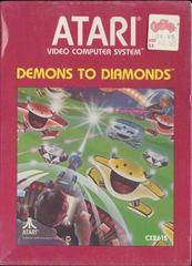 Demons to Diamonds Atari 2600 Prices