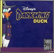 Darkwing Duck - Manual | Darkwing Duck TurboGrafx-16