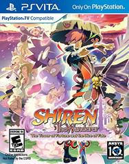 Shiren The Wanderer The Tower of Fortune and the Dice of Fate Playstation Vita Prices