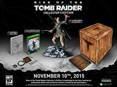 Rise of the Tomb Raider [Collector's Edition] Xbox One Prices