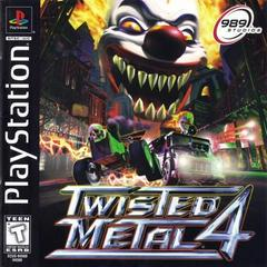 Twisted Metal 4 Playstation Prices