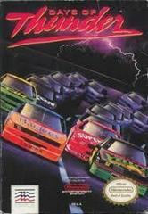 Days Of Thunder - Front | Days Of Thunder NES