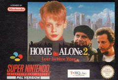 Home Alone 2 Lost In New York PAL Super Nintendo Prices