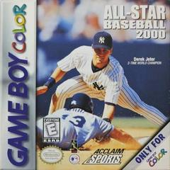 All-Star Baseball 2000 PAL GameBoy Color Prices