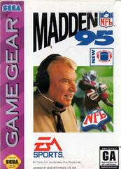 Madden 95 Sega Game Gear Prices