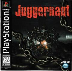Manual - Front | Juggernaut Playstation