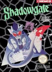 Shadowgate - Front | Shadowgate NES