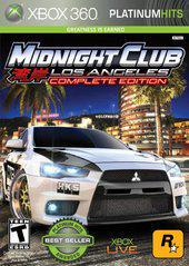 Midnight Club Los Angeles [Complete Edition] Xbox 360 Prices
