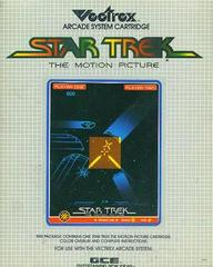 Star Trek: The Motion Picture Vectrex Prices