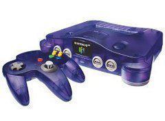 Funtastic Grape Purple Nintendo 64 System Nintendo 64 Prices