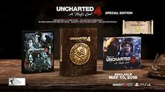 Uncharted 4 A Thief's End Special Edition Playstation 4 Prices