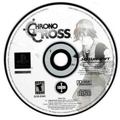 Game Disc 1 (SLUS-01041) | Chrono Cross Playstation