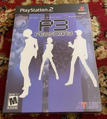 Shin Megami Tensei: Persona 3 [FES Limited Edition] Playstation 2 Prices