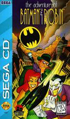 Adventures Of Batman And Robin - Front | Adventures of Batman and Robin Sega CD