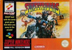 Sunset Riders PAL Super Nintendo Prices