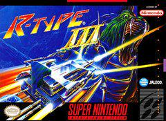 R-Type III The Third Lightning Super Nintendo Prices
