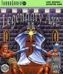 Legendary Axe II TurboGrafx-16 Prices