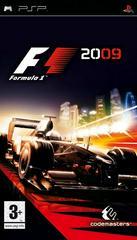 F1 2009 PAL PSP Prices