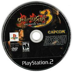 Game Disc | Onimusha 3 Demon Siege Playstation 2