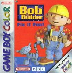 Bob the Builder Fix It Fun PAL GameBoy Color Prices