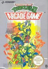 Teenage Mutant Hero Turtles II PAL NES Prices