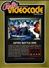 Astro Battle Bally Astrocade Prices