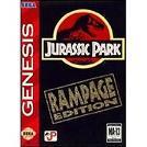 Jurassic Park Rampage Edition Sega Genesis Prices