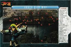 Artwork - Flip-Side Of Cover | Jak II Playstation 2