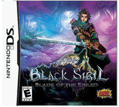 Black Sigil Blade of the Exiled Nintendo DS Prices